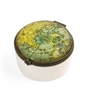 Vintage World Map Ceramic Keepsake Box
