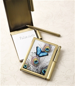 butterfly note book