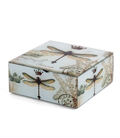 Dragonfly Treasure Box