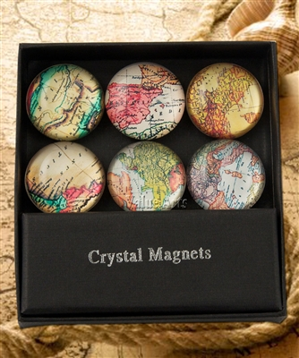 World Map Magnet
