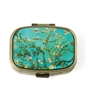 Van Gogh's Almond Blossoms Pill Box