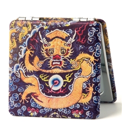 Chinese Dragon Compact Mirror