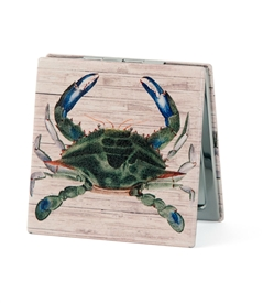 Crab Travel Mirror