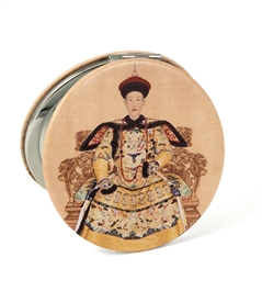 Emperor Portrait Qin Dynasty Travel Mirror