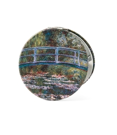 Japanese Bridge Travel Mirror