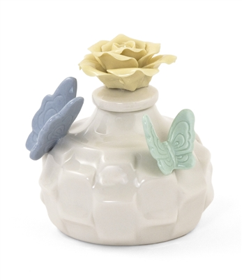 Butterfly and Rose Fragrance Diffuser