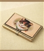 kitten card case