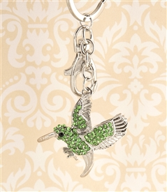 Hummingbird Key Chain / Purse Jewelry