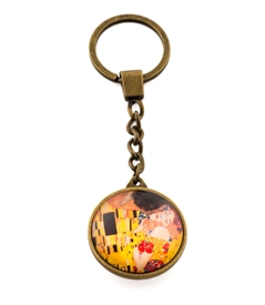 The Kiss Key Ring