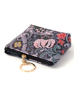 Golden Lily Keyring Coin Purse