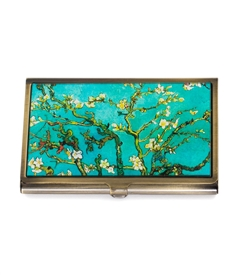 Van Gogh's  Almond Blossoms Card Case