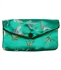 Large Butterfly Silk Pouch