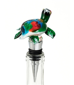 sea turtle bottler stopper