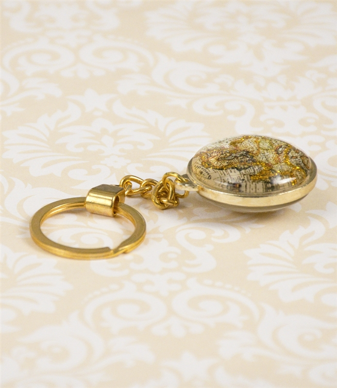 World map key chain gumiabroncs Gallery