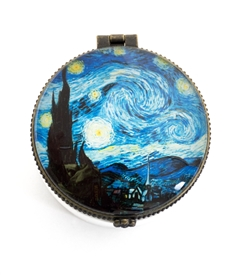 Vincent van Gogh's Starry Night Keepsake Box