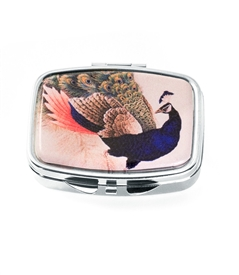Peacock Pill Box