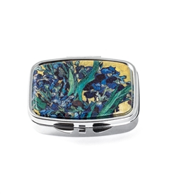 Irises /Vincent van Gogh Pill Box