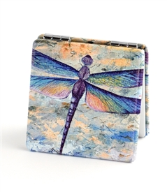 Dragonfly Travel Mirror
