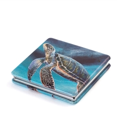 Sea Turtle Travel Mirror