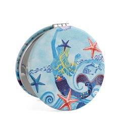 Mermaid Travel Mirror