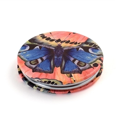 Butterfly Travel Mirror