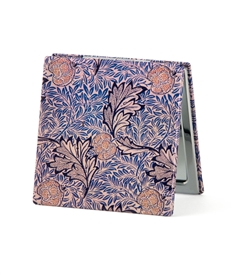 William Morris Apple Square Travel Mirror