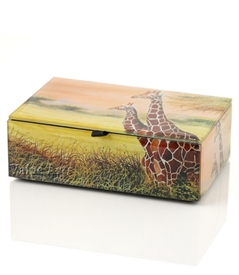 Giraffe Treasure Box