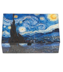 Starry Night by Van Gogh Keepsake Box