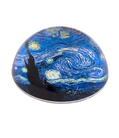 Vincent van Gogh's Starry Night Paper Weight