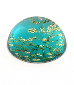 Vincent van Gogh's Almond Blossoms Paper Weight