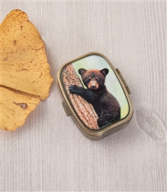 black bear pill box