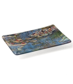 Monet Water Lilies Decorative Dish