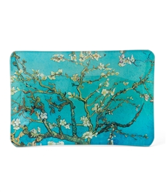 Almond Blossoms Decorative Dish
