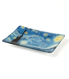 Van Gogh Starry Night Decorative Dish