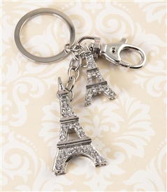 Eiffel Tower Key Chain/Purse jewelry