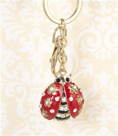 Lady Bug Key chain/Purse Jewelry