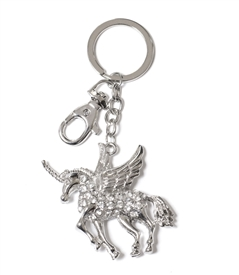 Pegasus Key Chain/Purse Jewelry