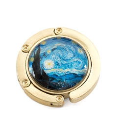 Vincent van Gogh's Starry Night Purser Hanger