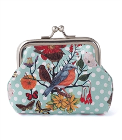 Double Bird Coin Purse