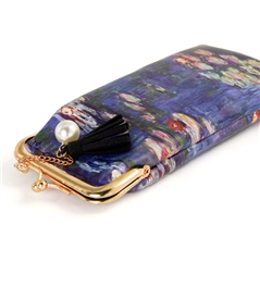 Monet Water Lily Accessories Case