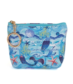 Mermaid Change Purse