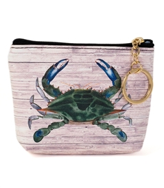 Crab Keyring Coin Purse