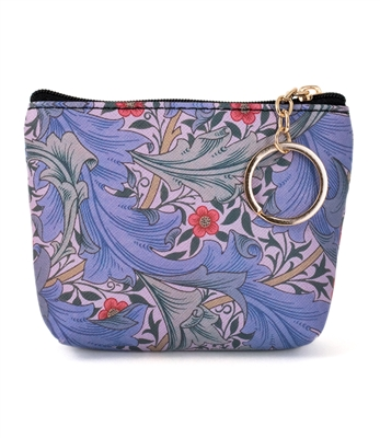 William Morris Granville Keyring Coin Purse