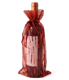 wine bottle wrap