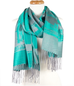 Abstract  Design Scarf